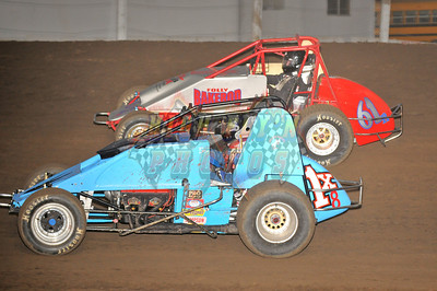 7-27-2012 Valley Sprint Cars