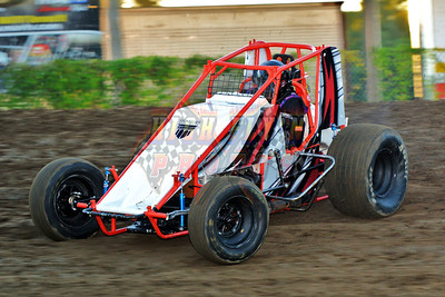 9-21-2013 Sprint Cars Valley