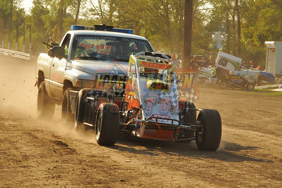 9-29-2012 Valley Sprint Cars