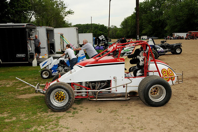 5--11-2012 Valley Sprint Cars