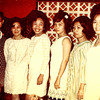 The women are, from left; Lulu Carreon, Ner Marucut, Gliseria Bondoc, Baby Bondoc, Name unknown, Violy Manalang.