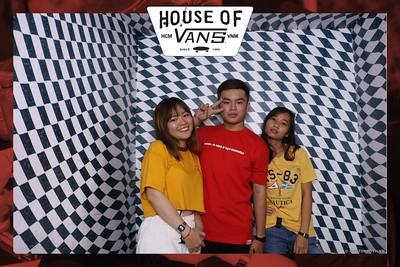 VANS | Custom Culture 2019 - Your Art. Our Canvas instant print photo booth @ Aeon Mall Tan Phu | Chụp hình lấy liền Sự kiện tại TP. Hồ Chí Minh | Photobooth Saigon