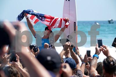 VAN'S US OPEN SURF CONTEST 2018  FINALS  SEMI FINALS  and QUARTER FINALS using a SONY A9