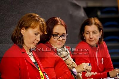 Eva-Maria Vint-Warmington, Isabel Kartner, Marika Einstein @ Tallinn International Horse Show 2015  © Author: Kylli Tedre / www.kyllitedre.com