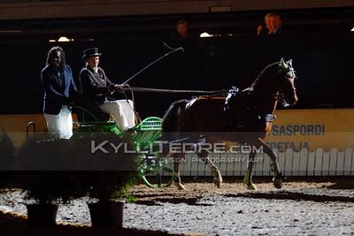 James Werts World Project @ Tallinn International Horse Show 2014. Foto: Kylli Tedre / www.kyllitedre.com