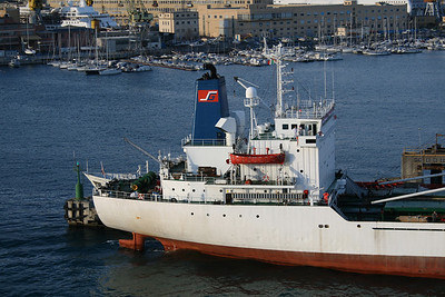 2009 - M/S ROYAL REEFER in Genova.