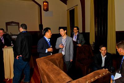 @VentureBeat Mobile Summit Cocktails With Sequoia Capito