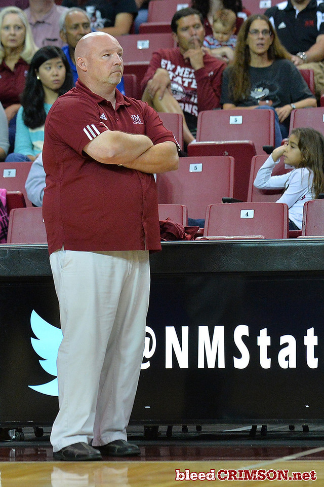 September 13, 2013:  New Mexico State vs. Arkansas-Little Rock
