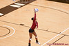New Mexico State outside hitter Tatyana Battle (6)