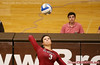 New Mexico State outside hitter Jordan Abalos (3)
