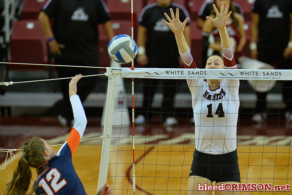 New Mexico State vs. UTEP (10/04/16)