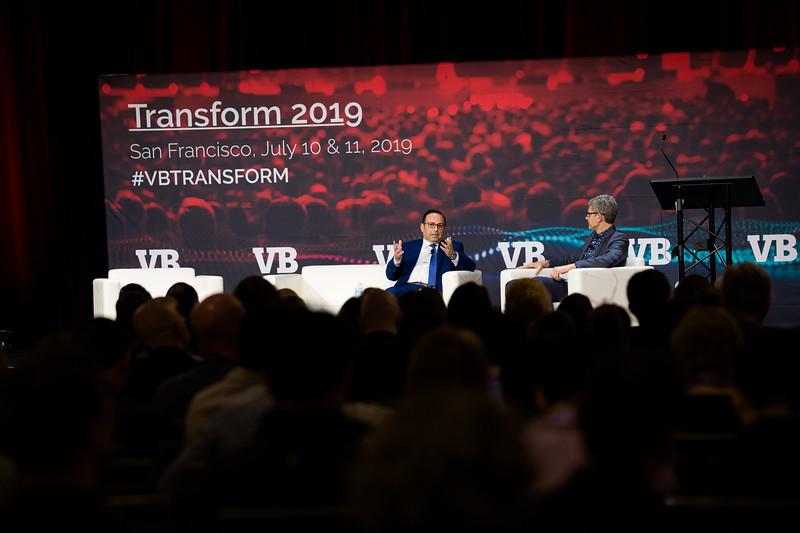 AJ Abdallat, CEO, Beyond Limits  Moderator: Matt Marshall, Founder & CEO, VentureBeat  Fireside Chat
