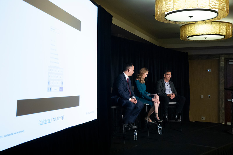 #VBTransform @VentureBeat Jeff Cutler, Chief Commercial Officer, Ada Health<br /> Albert Chan, Chief of Digital Patient Experience, Sutter Health<br /> Moderator: Serrah Linares, VP, Customer Success and Commercial Operations, Kensci