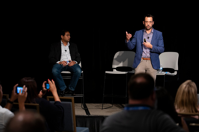 Kishore Chakravadhanula, Product Manager, Robotics, Qualcomm Technologies & Jean-Baptiste Passot, VP of AI and Product, Brain CorpThe future of Robotics: How AI, 5G and the Edge are coming together -Case Study: Qualcomm & Brain Corp