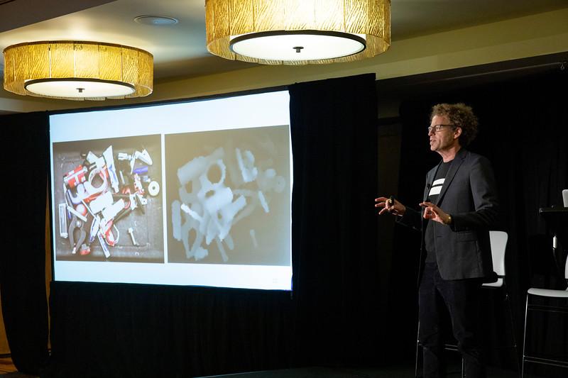 #VBTransform @VentureBeat Ken Goldberg, Professor, UC Berkeley