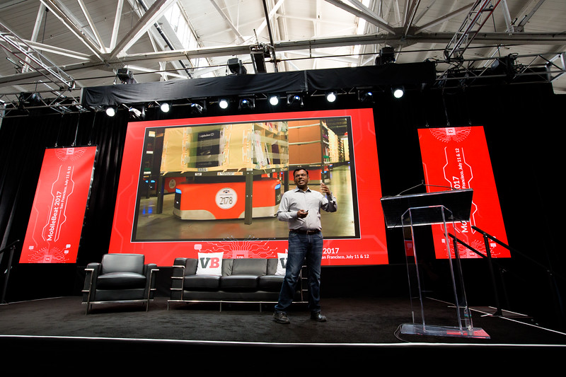 #MB2017 @VentureBeat @SwamiSivasubram @andylapin Swami Sivasubramanian, VP of AI, Amazon, will discuss Amazon's latest AI offerings for mobile app developers. He'll talk with executives from Kelley Blue Book about how that company went to market with its own ambitious goals, and who Amazon was able to help.