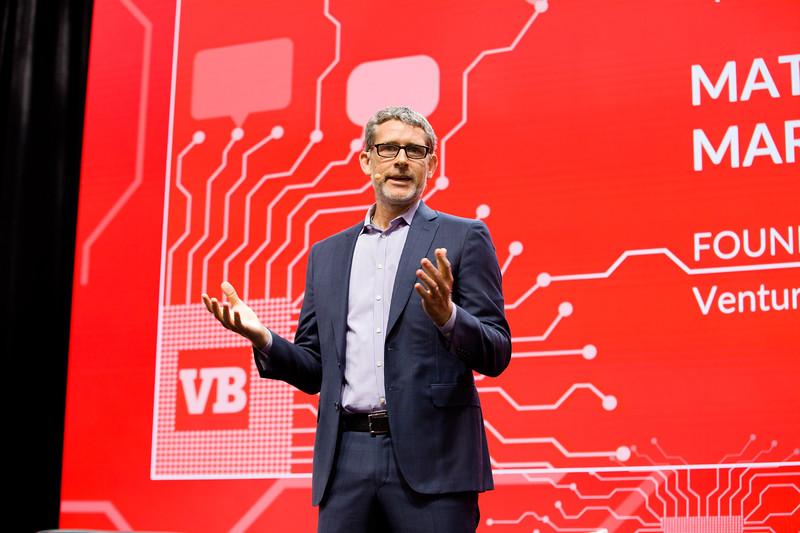 #MB2017 @VentureBeat @Mmarshall Opening remarks with VentureBeat CEO Matt Marshall