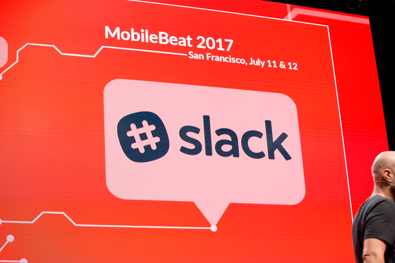 #MB2017 @VentureBeat @SlackHQ Company briefings from Slack; Verto Analytics