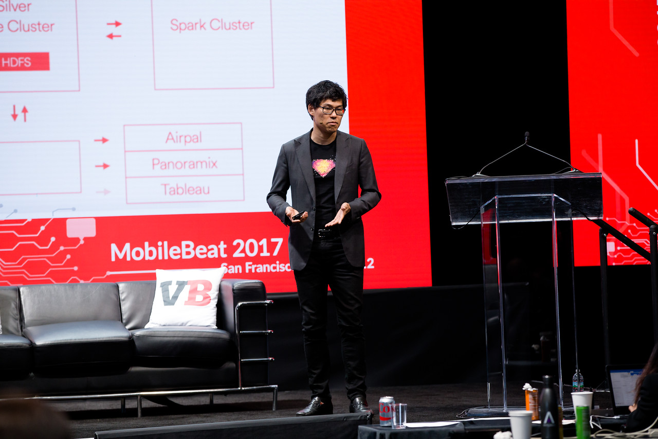 "#MB2017 @VentureBeat @kiyototamura ""You Don't have AI Problems, You Have Data Problems"" with Kiyoto Tamura, VP Marketing, Treasure Data"