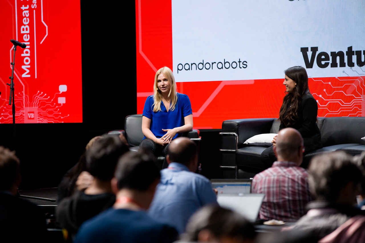"#MB2017 @VentureBeat @laurenkunze  @Claradactyl ""Top 10 Battle Scars and how to avoid them"" with Lauren Kunze, CEO of PandoraBots and Clara de Soto, Co-Founder of Reply.ai.     See details"