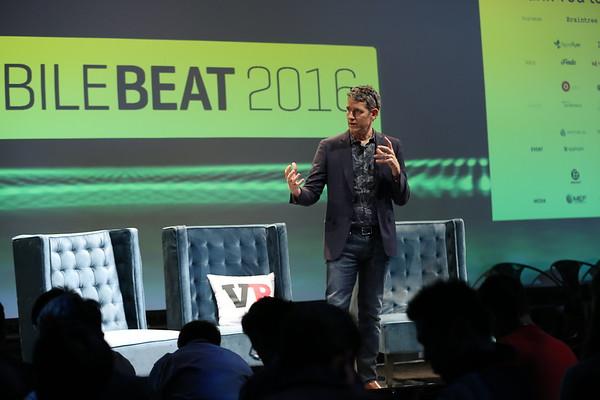 VB #MobileBeat @VentureBeat @Redfoo