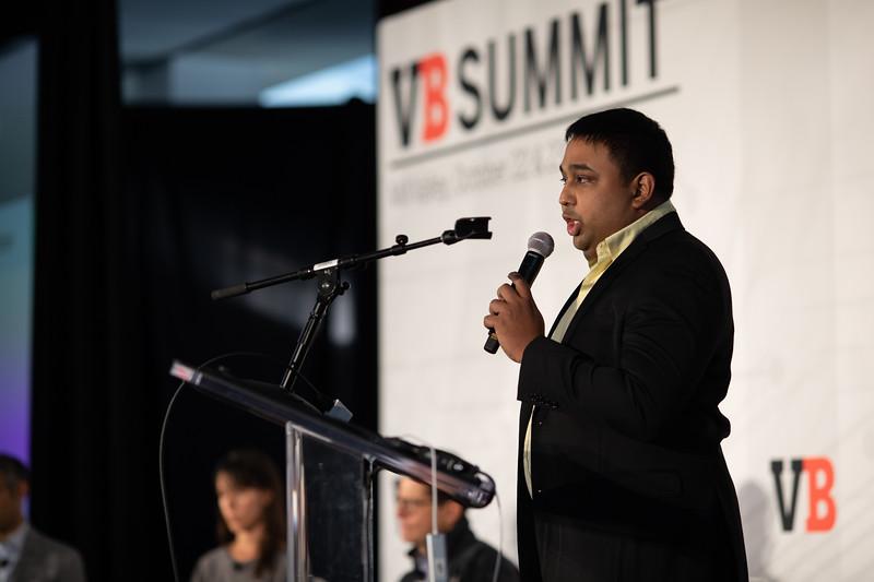 VB Summit 2018 @Venturebeat #VBSummit