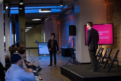 Mobile Data Strategy roadshow @davidmyersjr Dave Myers mParticle #VB @VentureBeat