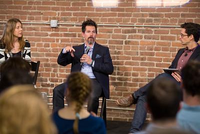 Mobile Data Strategy roadshow @RobinJoy  @mgehring @JonCifuentes  #VB @VentureBeat Robin Joy (DocuSign),Matt Gehring (Touch of Modern) Jon Cifuentes