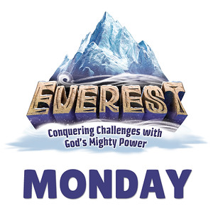 Everest Day 1