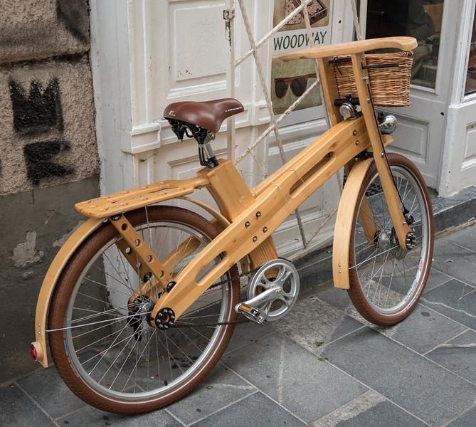 Wood you bike this? , Monday 9/5/16