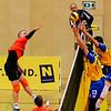 DenizBank AG Volley League Men 2017/18 SG VCA Amstetten NÖ/hotVolleys vs SK Posojilnica Aich/Dob