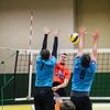 Austrian Volley Cup - SG VCA Amstetten NÖ/hotVolleys gg Sportunion St. Pölten
