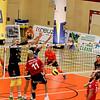 DenizBank Austrian Volley League Men 2017/18 SG VCA Amstetten NÖ/hotVolleys vs Union Raiffeisen Waldviertel