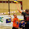 DenizBank AG Austrian Volley League Men 2017/18 SG VCA Amstetten NÖ/hotVolleys vs UVC Weberzeile Ried/Innkreis