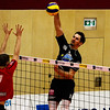 DenizBank AG Volley League Men 2017/18 SG VCA Amstetten NÖ/hotVolleys - VBK Wörther-See-Löwen Klagenfurt