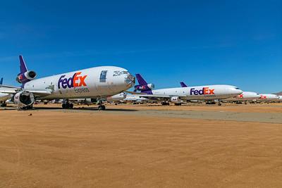 FedEx Express McDonnell Douglas MD-10-30F N317FE 4-30-21