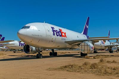 FedEx Express Airbus A310-324(F) N808FD 4-30-21