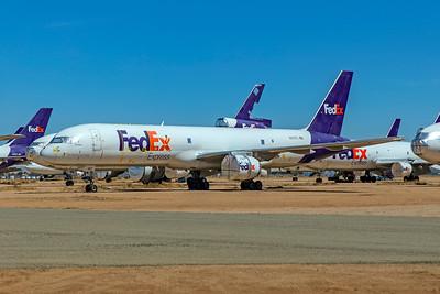 FedEx Express Boeing 757-21B(SF) N957FD 4-30-21 2