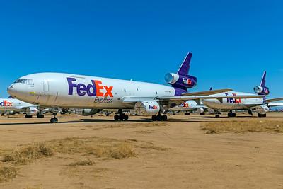 FedEx Express McDonnell Douglas MD-10-30F N390FE 4-30-21