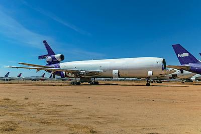 FedEx Express McDonnell Douglas MD-10-10F N374FE 4-30-21