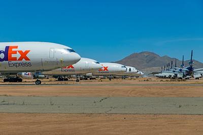 FedEx Express McDonnell Douglas MD-10-10F N357FE 4-30-21