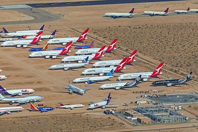 VCV Aircraft Storage Area 8-13-21