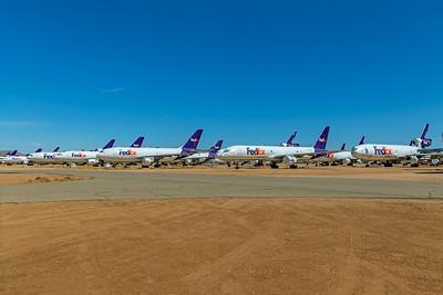 FedEx Express Boeing 757-21B(SF) N957FD 4-30-21