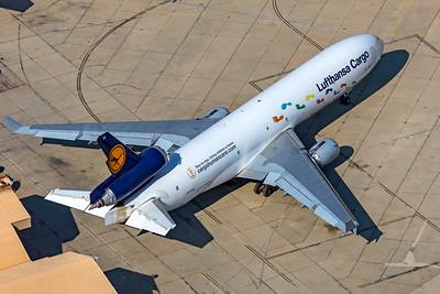 Lufthansa Cargo McDonnell Douglas MD-11F D-ALCH N649FE  8-13-21