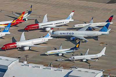 Jet Airways Boeing 737-8 MAX VT-JXA 2-JXAX 8-13-21