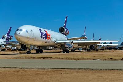 FedEx Express McDonnell Douglas MD-11F N522FE 4-30-21