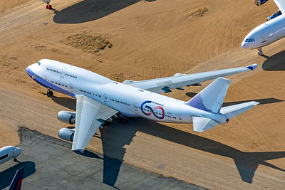 China Airlines Boeing 747-409 N337JX B-18210 8-13-21