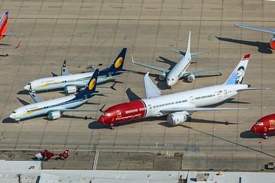 Norwegian Long Haul Boeing 787-9 Dreamliner LN-LNI VP-CVD 8-13-21
