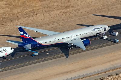 Aeroflot Boeing 777-300(ER) N1794B VQ-BFO 8-13-21