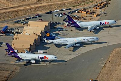 Lufthansa Cargo McDonnell Douglas MD-11F D-ALCH N649FE 8-13-21 2